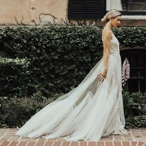 BHLDN Capricorn Ivory Bridal Gown